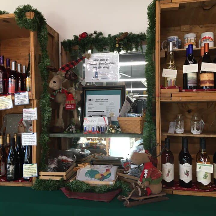 Local-Wine-Farmers-Market-Clinton-Iowa