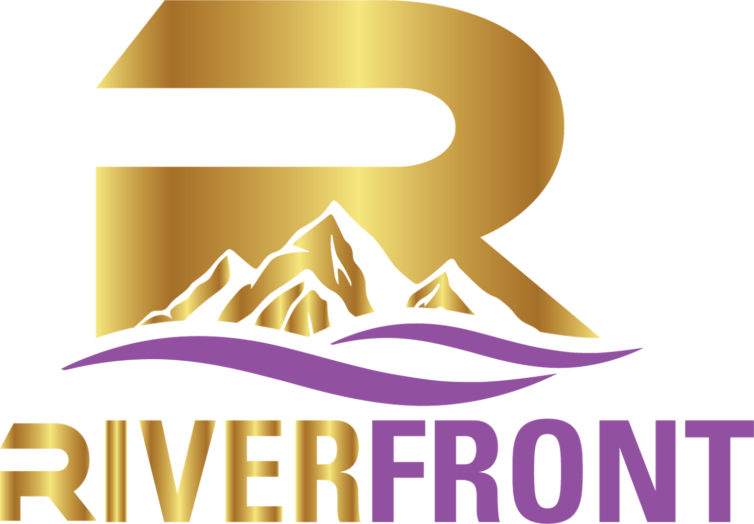 Riverfront Home Logo